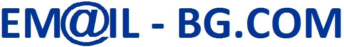 EMAIL-BG.COM Лого